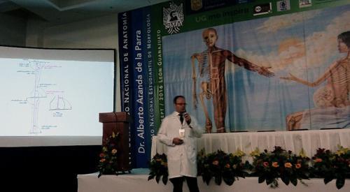Simposio de artrodesis de Rodilla Congreso Nacional de Sociedad Mexicana de Anatomía 2016